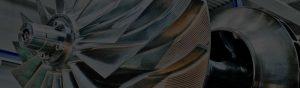 Large compressor part for Compressor Services marketing case study