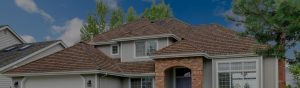 Roof of home for FTC Oury Group roofing company marketing case study