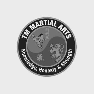 TM Martial Arts Logo